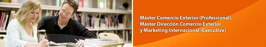 m sters y cursos comercio exterior escuela de negocios internacionales esni business school